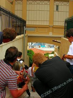 2007F1モナコGP町の様子①