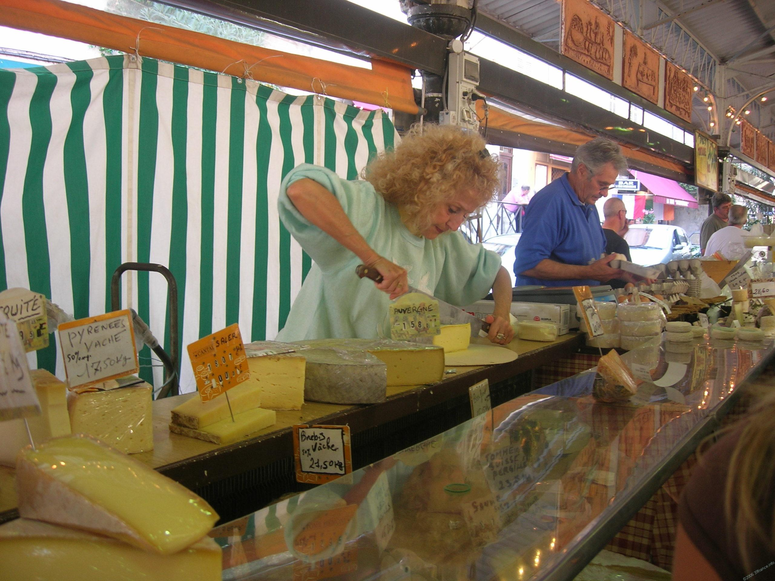 チーズ屋さん