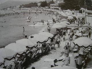 ジュアンのビーチ1930年代