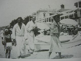 いかにもリッチなムッシュー達1930