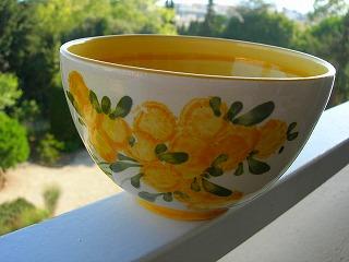 ヴァロリスの陶器